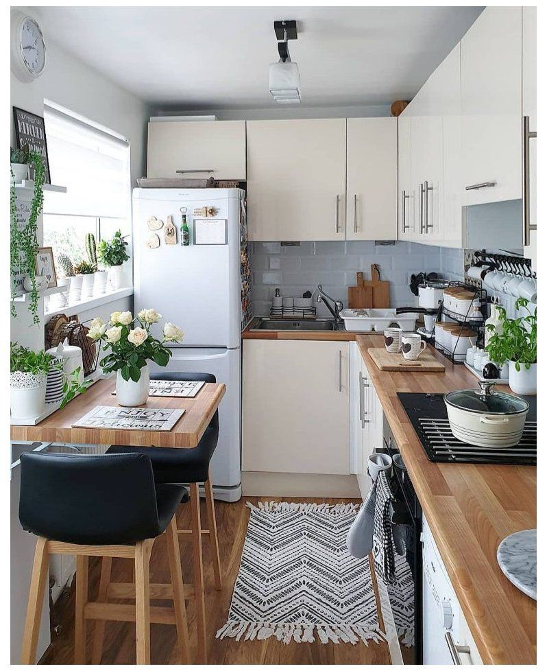 small cosy kitchen ideas