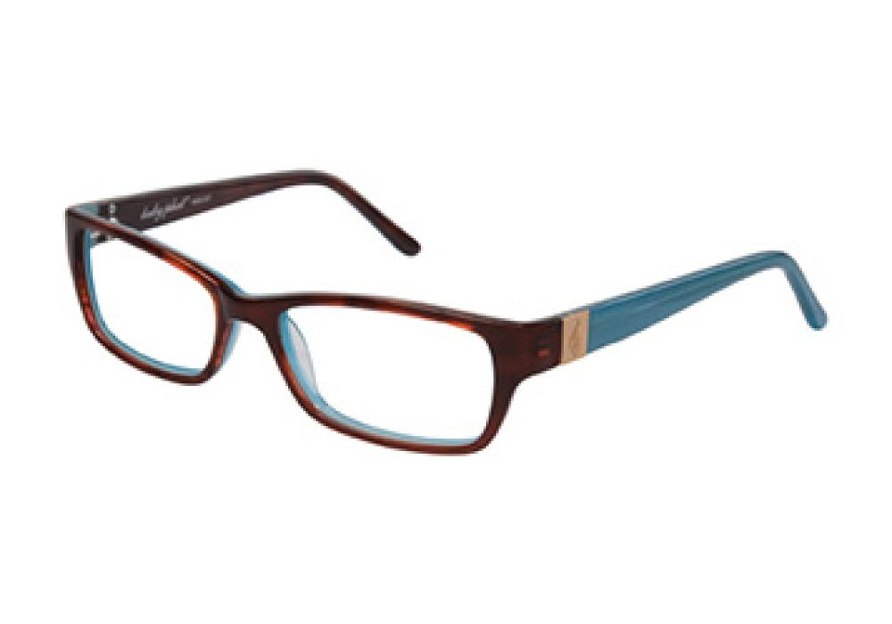 Baby+Phat+BP237+Brown+Blue+from+@Clearly Contacts | eye glasses ...