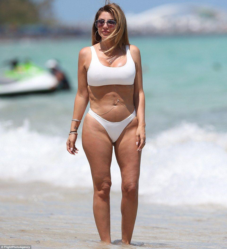 underwear Celebrites Larsa Pippen naked photo 2017