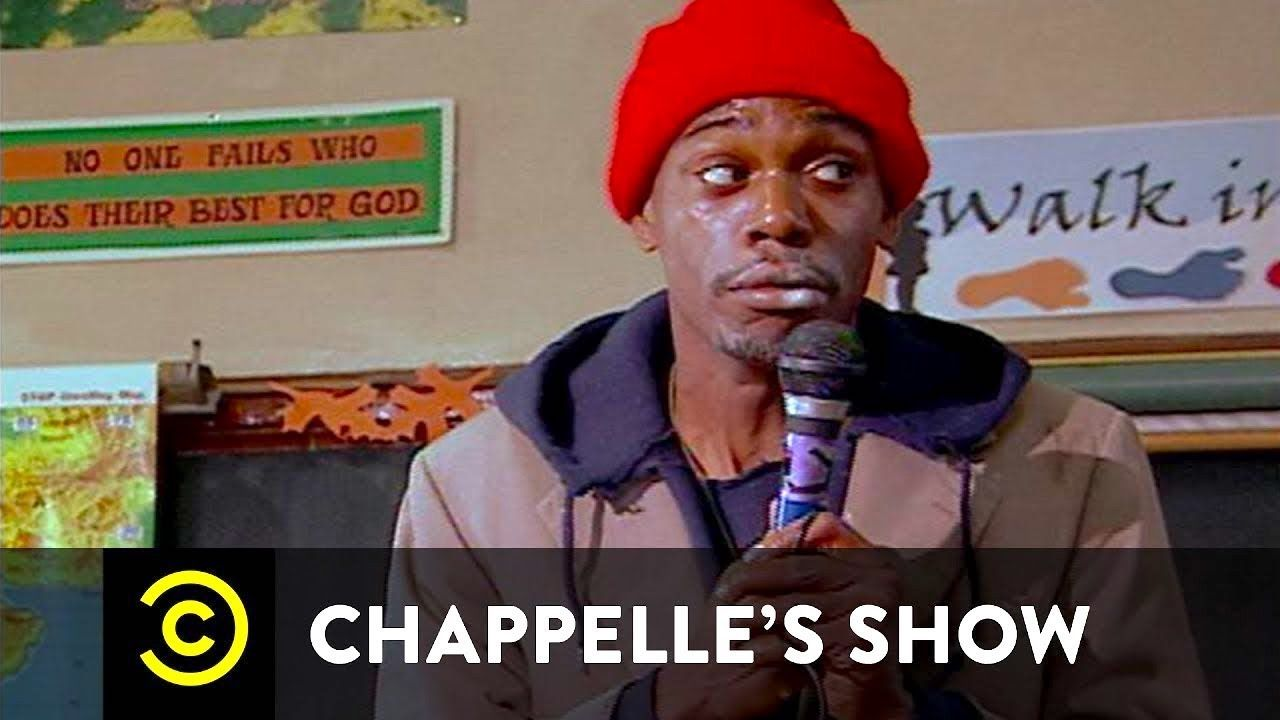 chappelle s show tyrone biggums s classroom visit chappelle s show tyrone comedy show chappelle s show tyrone biggums s