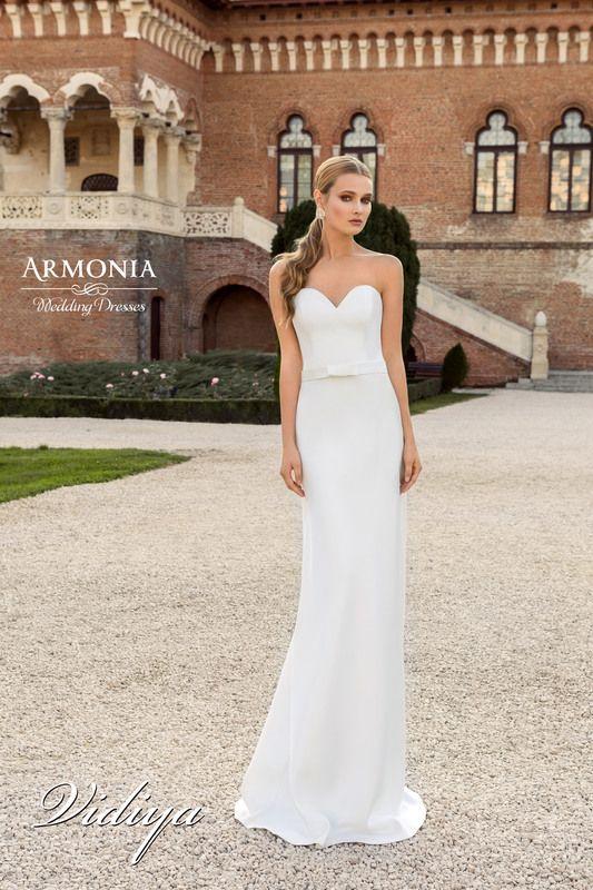 e9c9c9a7a81 Vidia wedding dress Collection 2016 by Armonia TM