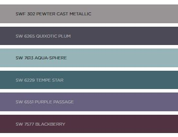 Home Color Palette Ideas Interior For The Entire House
