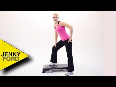 Jenny Ford Youtube Jenny Ford Step Workout Free Fitness