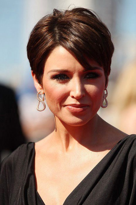 Short,Cropped Hairstyles Over 50