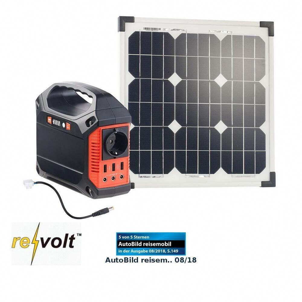 Revolt Solar Generator Powerbank Mit 20 W Solarzelle Anschlusskabel 42ah Solarpanels Solarenergy Solarpo In 2020 Best Solar Panels Solar Panels Solar Installation