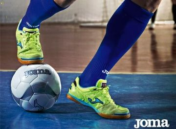 Up Close Joma 2014 Indoor Soccer Shoe Range Soccer Soccer Boots Soccer Shoe