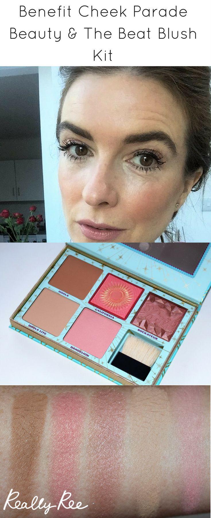 Cheek Parade Bronzer & Blush Palette by Benefit #7