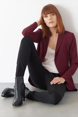 Long Overpiece Blazer Work blazer. I love the fit of these
