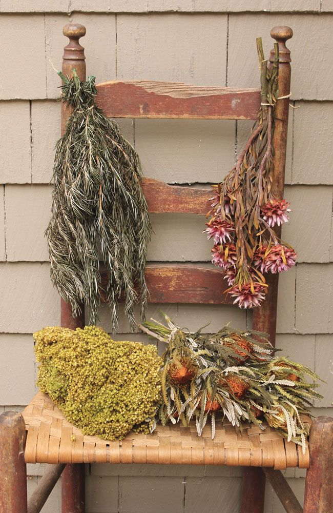 Dried Herb Decor Garlands Dried Bunches Wreaths Amp More