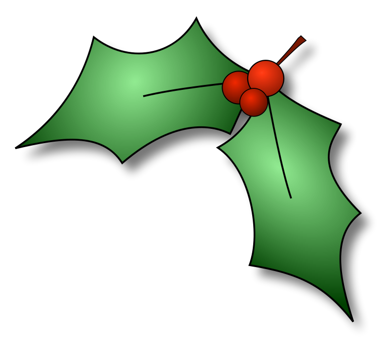 Free Christmas Holly Images Download Free Clip Art Free Clip Art On Clipart Library Christmas Lights Clipart Christmas Clipart Free Holly Images