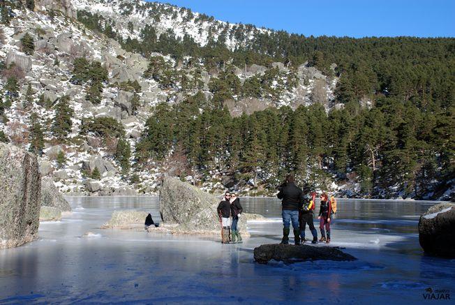 La Laguna Negra Uno De Los Parajes Más Bellos De La Provincia De Soria Objetivo Viajar Laguna Negra Lagunas Parques Naturales