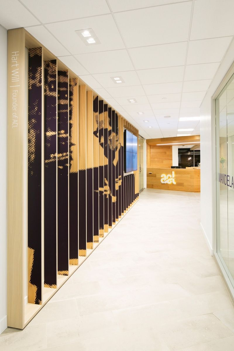 Office Room Design Software: ACL Services Offices - Vancouver
