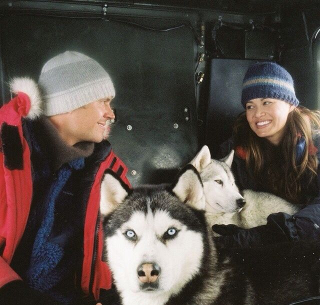 """Eight Below"""