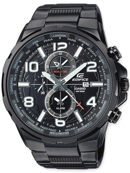 944f6e80fe4 Relógio CASIO EDIFICE MILITARY - EFR-302BK-1AVUEF