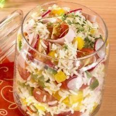 Express-Reis-Salat (perfekt: To go) und 87.000 weitere Rezepte entdecken auf DasKochrezept.de #festmad