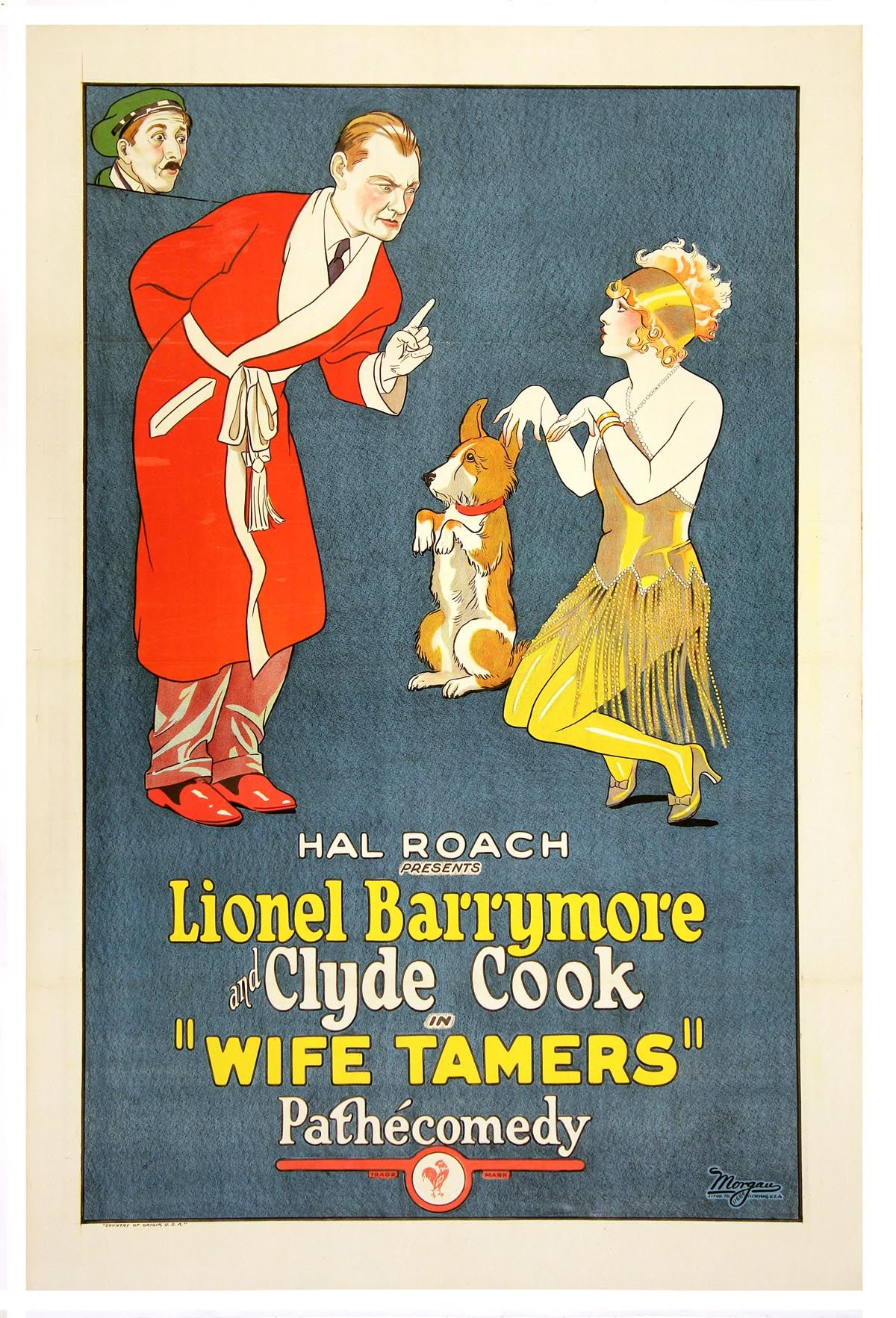 Wife Tamers, 1926