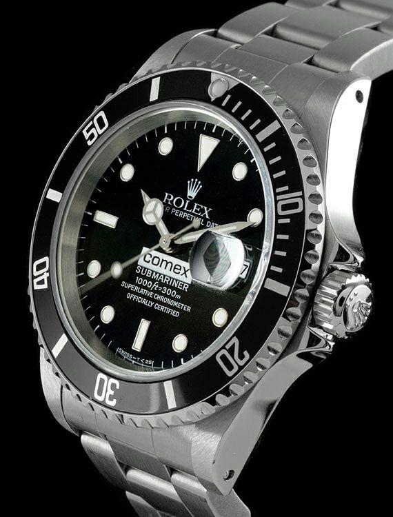 Rolex Comex Submariner