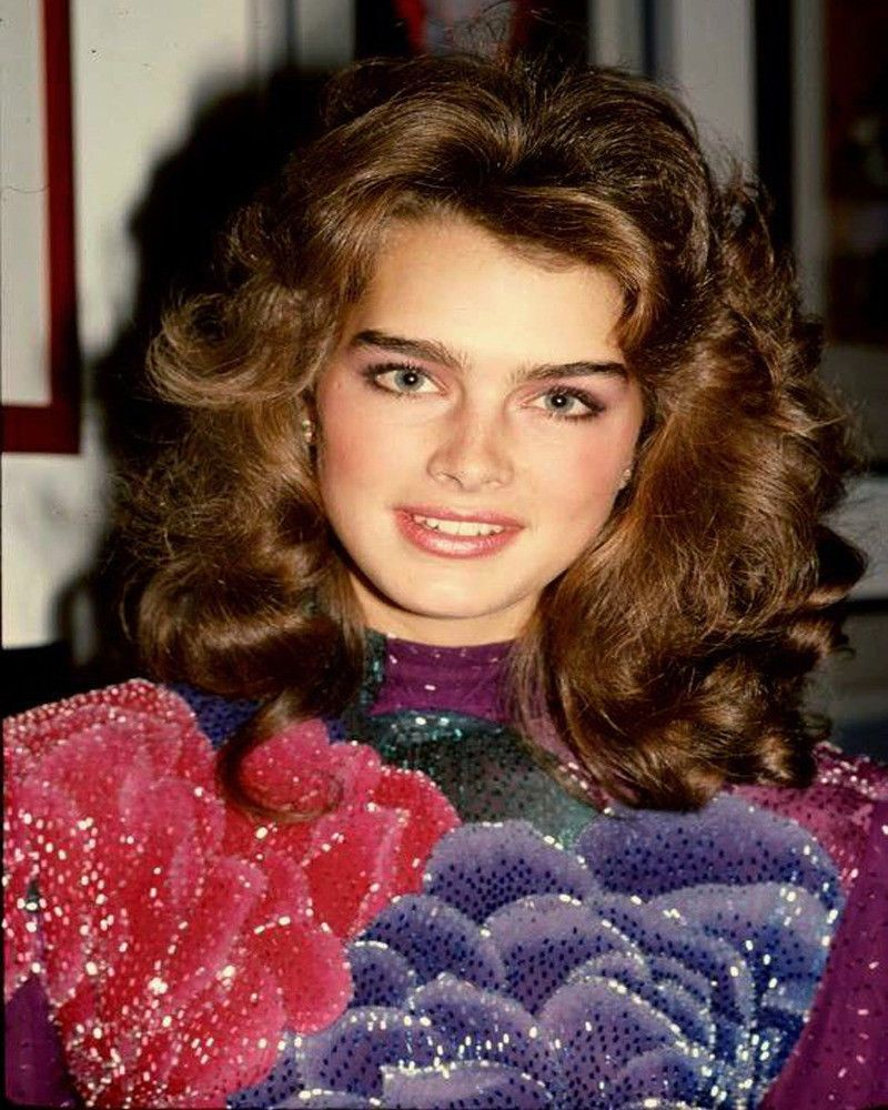 8X10 Brooke Shields Glossy Photo Photograph Picture Hot -7579