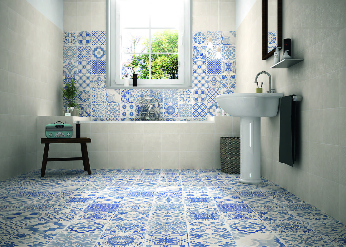 Quali materiali di rivestimento scegliere per il mio bagno for Piani di casa in stile cottage cape cod