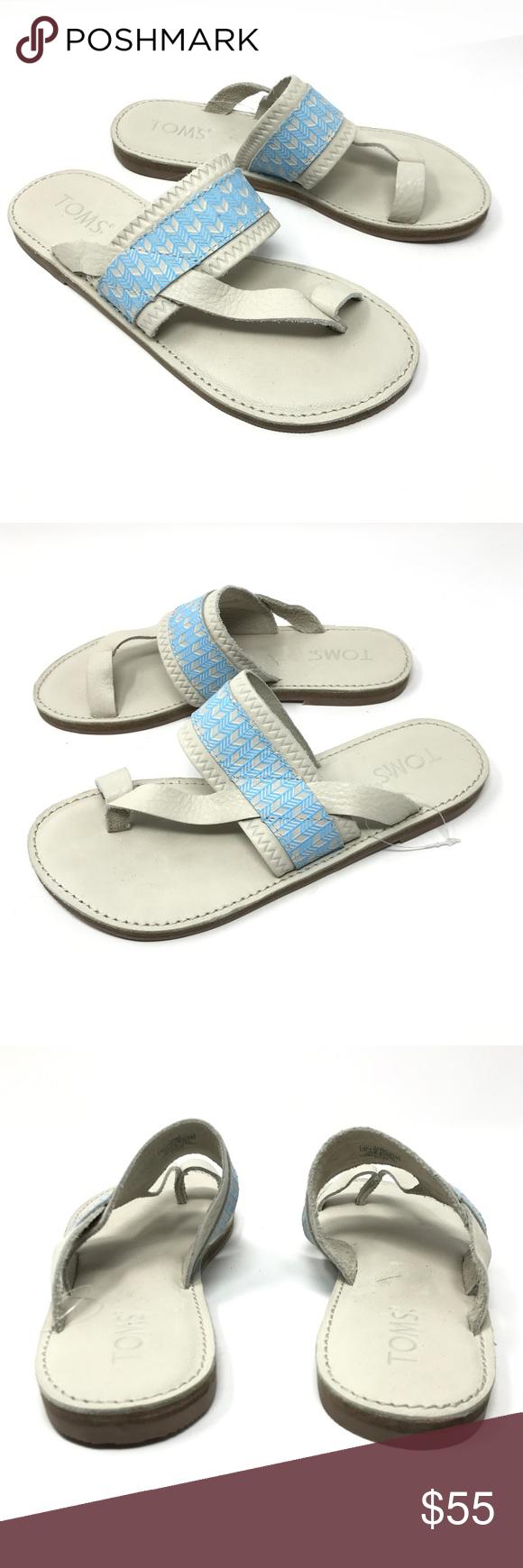 5b53bfec29c TOMS Isabela Flip Flop Sandals Women s Sz 6 NEW TOMS Isabela Flip Flop  Sandals Women s Sz