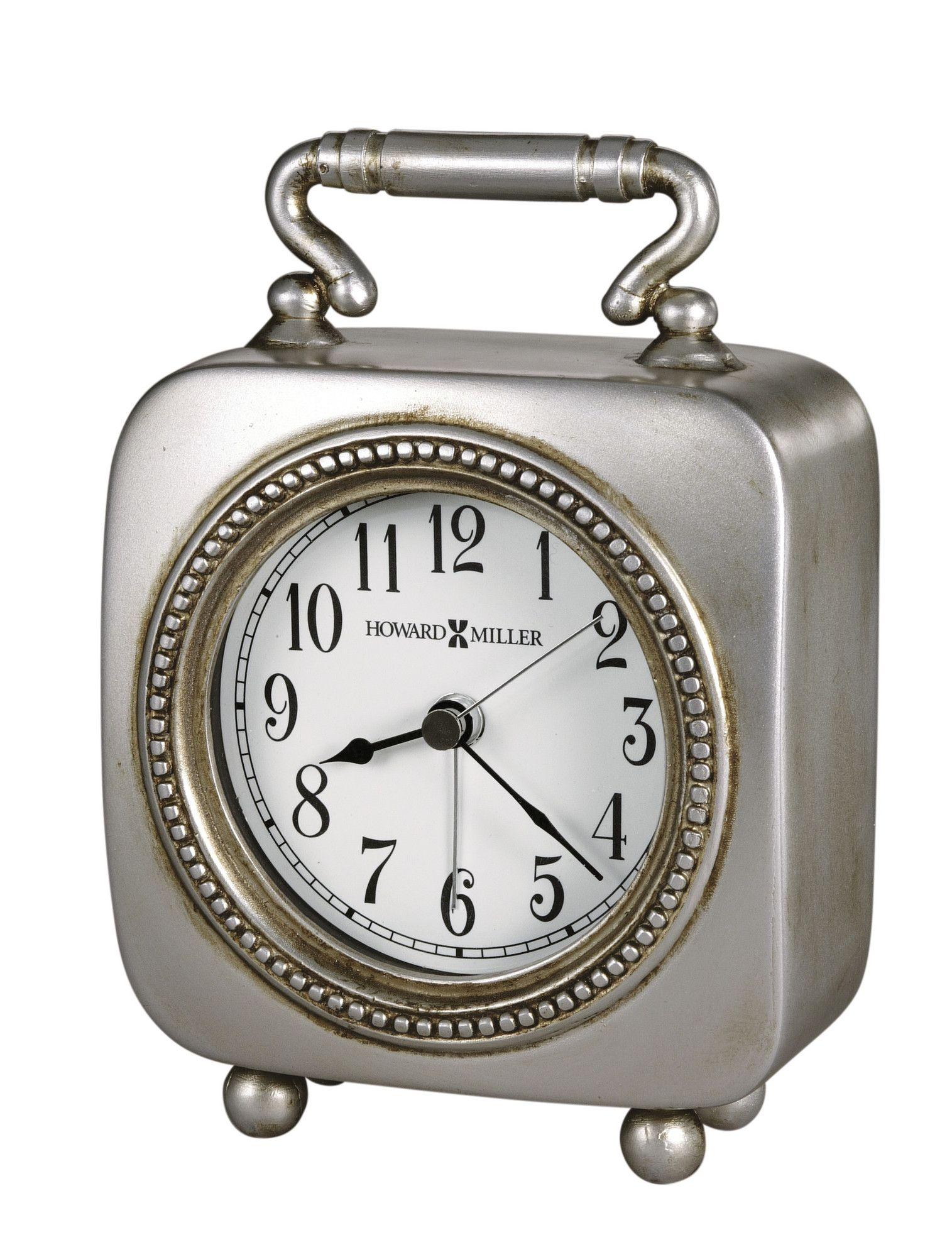 Howard Miller Kegan Alarm Clock & Reviews | Wayfair