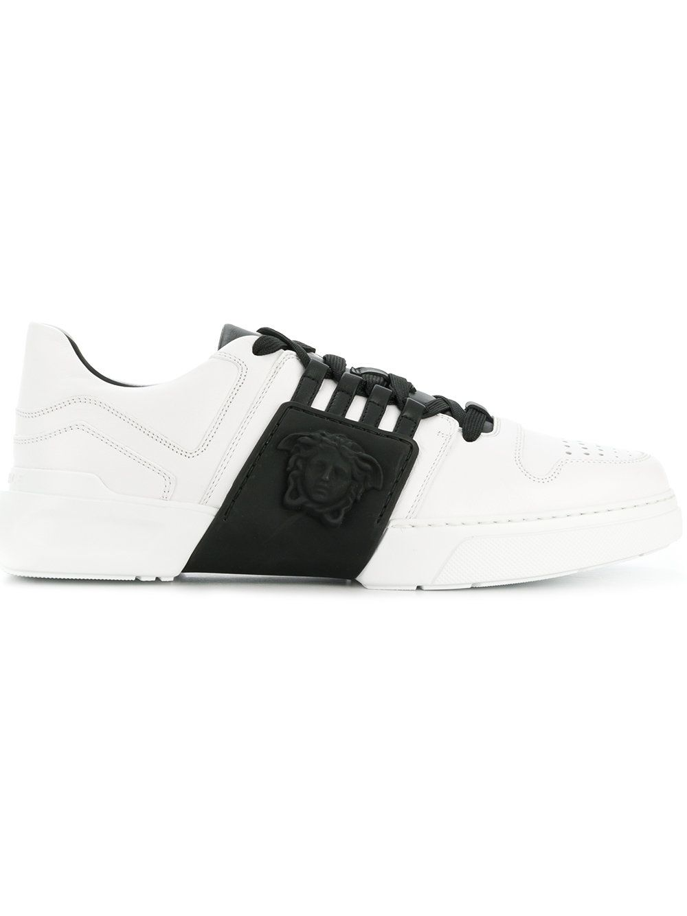 VERSACEPanelled sneakers AITkC3ylh