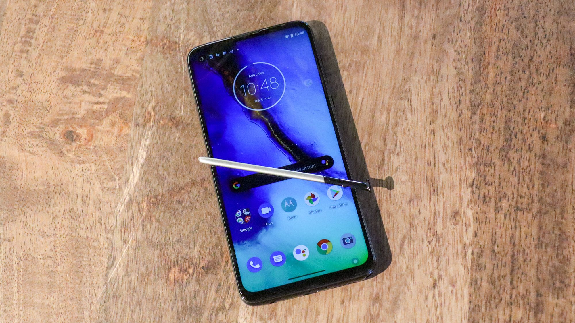 Moto drops G8 name for its new G Stylus and G Power budget