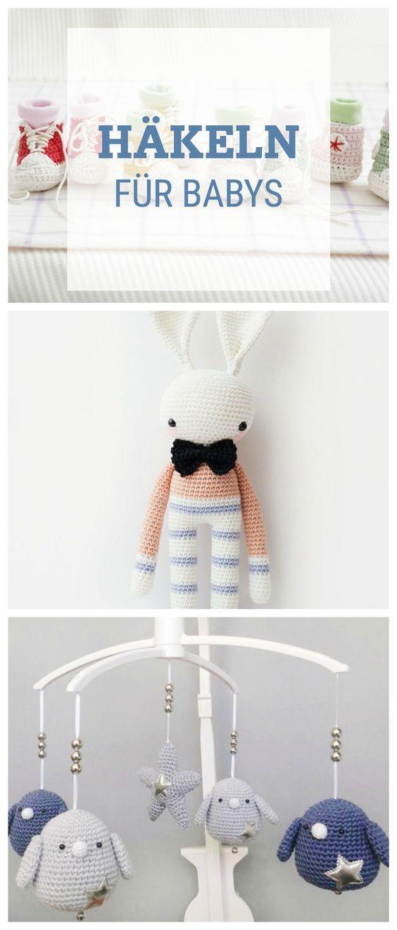 Häkelanleitung fürs Babys - Do It Yourself mit | Pinterest | Baby ...
