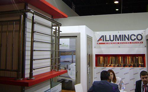 BATIMAT MAROC, Έκθεση Κτιριακών Υλικών, Αρχιτεκτονικής, Ηλεκτρολογικών συστημάτων και Εργαλείων, Καζαμπλάνκα, 23 - 26 Μαΐου 2012.