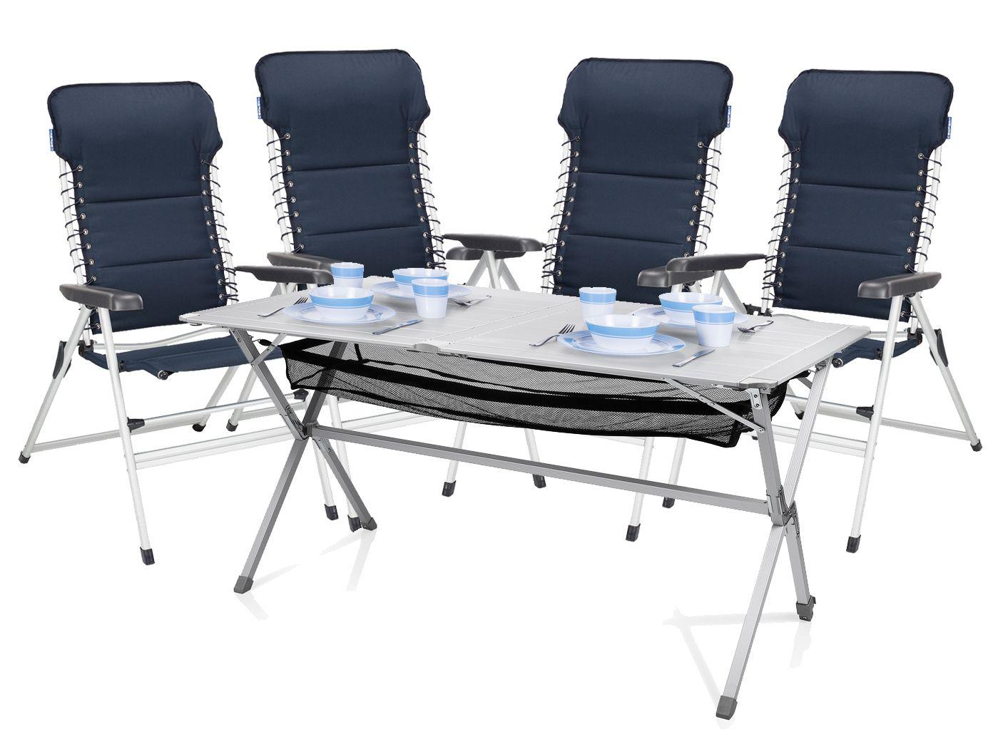 camping set tisch stühle