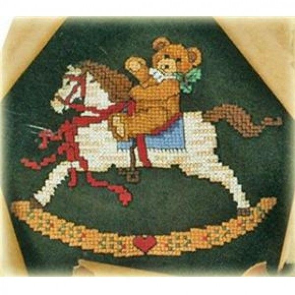 cross stitch teddy bears   Home » Christmas Teddy Bear Waste Canvas Cross Stitch Patterns