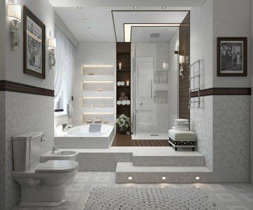 75 coole Bilder von Badezimmern - inspirierende Designs | Pinterest ...