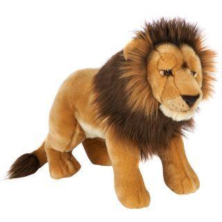 Scary Squeeze Stuffed Animals, Oversized Large 24 Inch Lion King Simba Plush Doll Toys Games Plush Dolls Lion King Simba Doll Toys