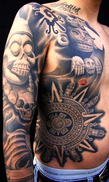 hispanic tattoos