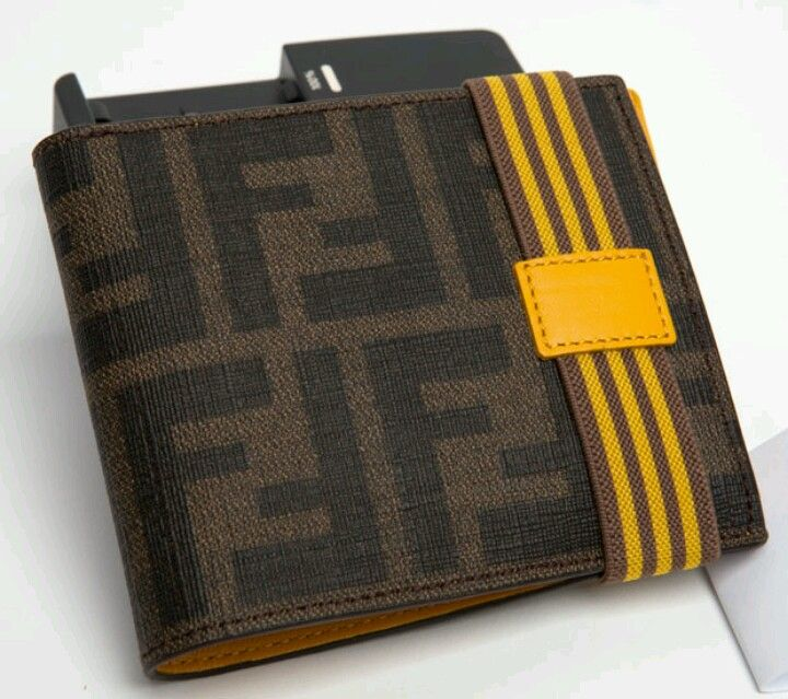 7dc6bfcc854c Fendi men s wallet!