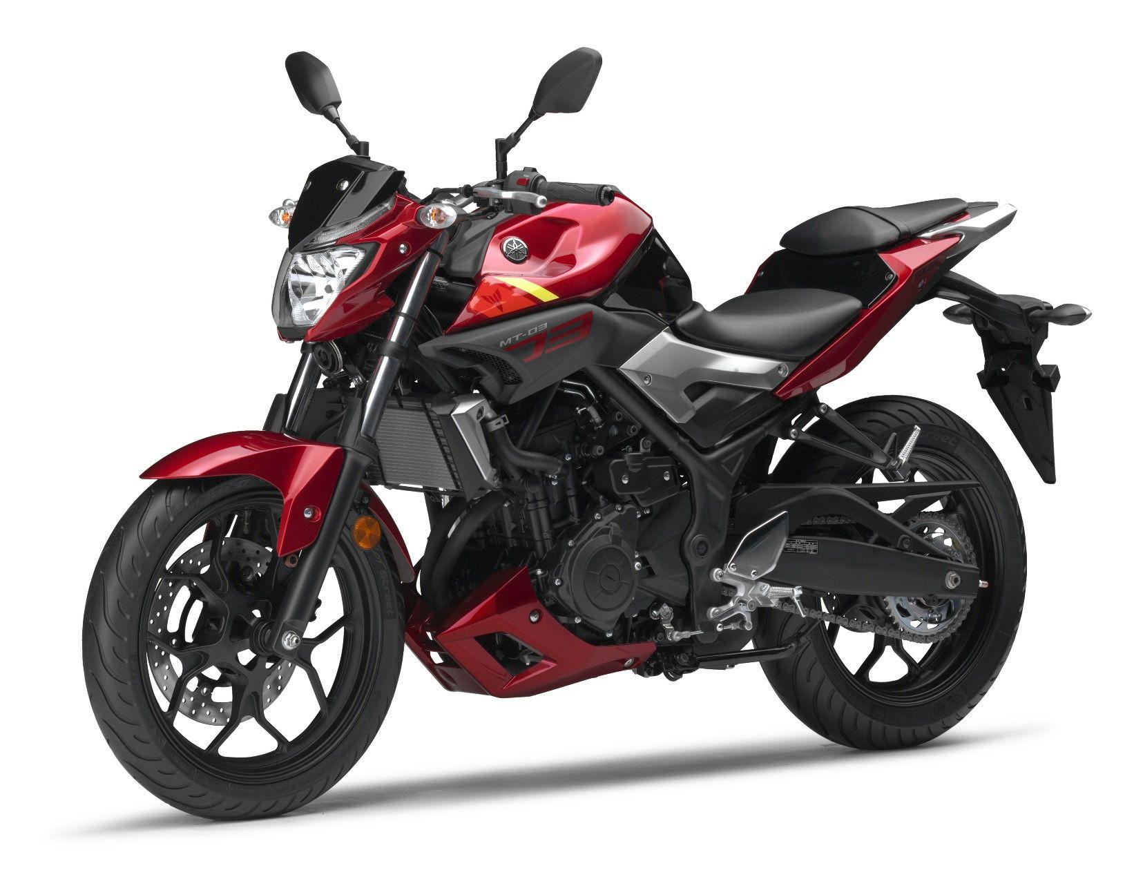 Yamaha Fz 03 Coming For 2016 Motocicletas Yamaha Motos