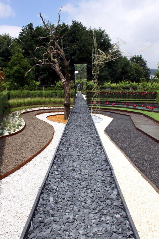 Tecno haus arquitectura paisajista jardines del museo for Arquitectura de jardines