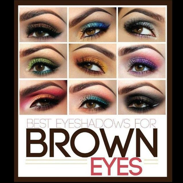 Makeup looks for Brown eyes! Younique Mineral Pigments... Wear wet or dry! #youniquebyanita #younique http://www.youniqueproducts.com/AnitaHoffman