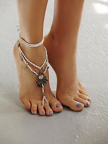 Macrame Anklet