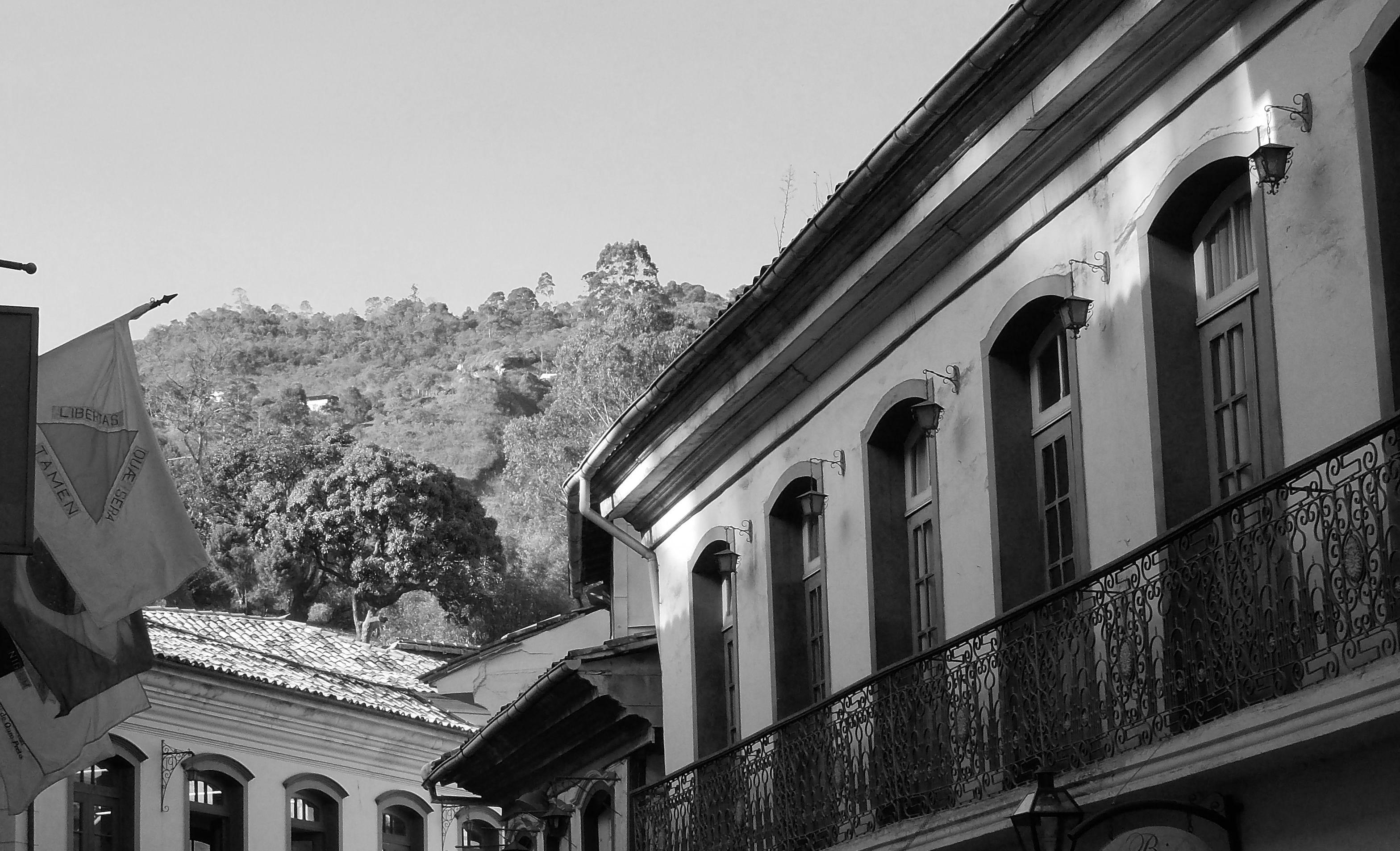 Historic City -> Ouro Preto, Minas Gerais, Brazil.