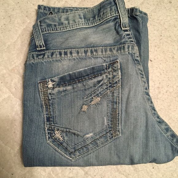 Mens BKE jeans CARTER STYLE. Rarely worn, in perfect condition. Ask me any questions! Size 30 LONG BKE Jeans Boot Cut