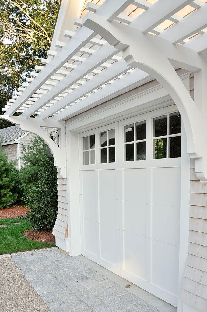 Image result for pergola over garage doors | Pergola ...