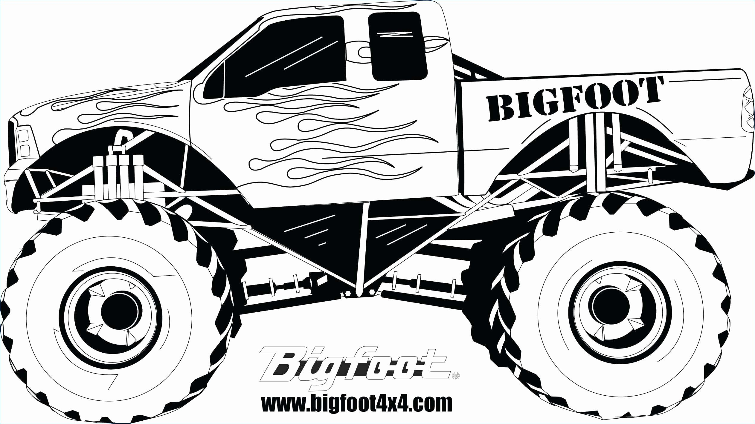 Hawaiian Shirt Coloring Page Unique Elegant Monster Truck With