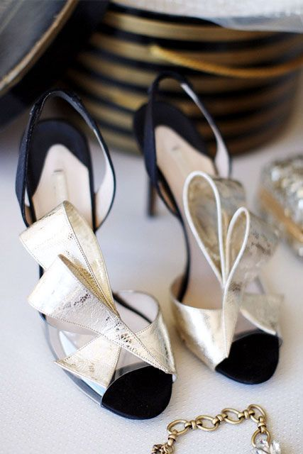 20 Swoon Worthy Wedding Shoes That Aren T Just For Brides Refinery29 Http Www Unconventional Slide 8 The Pair A