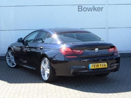 BMW 650I M Sport Gran Coupe 44 2dr  Cars  Pinterest  Used cars