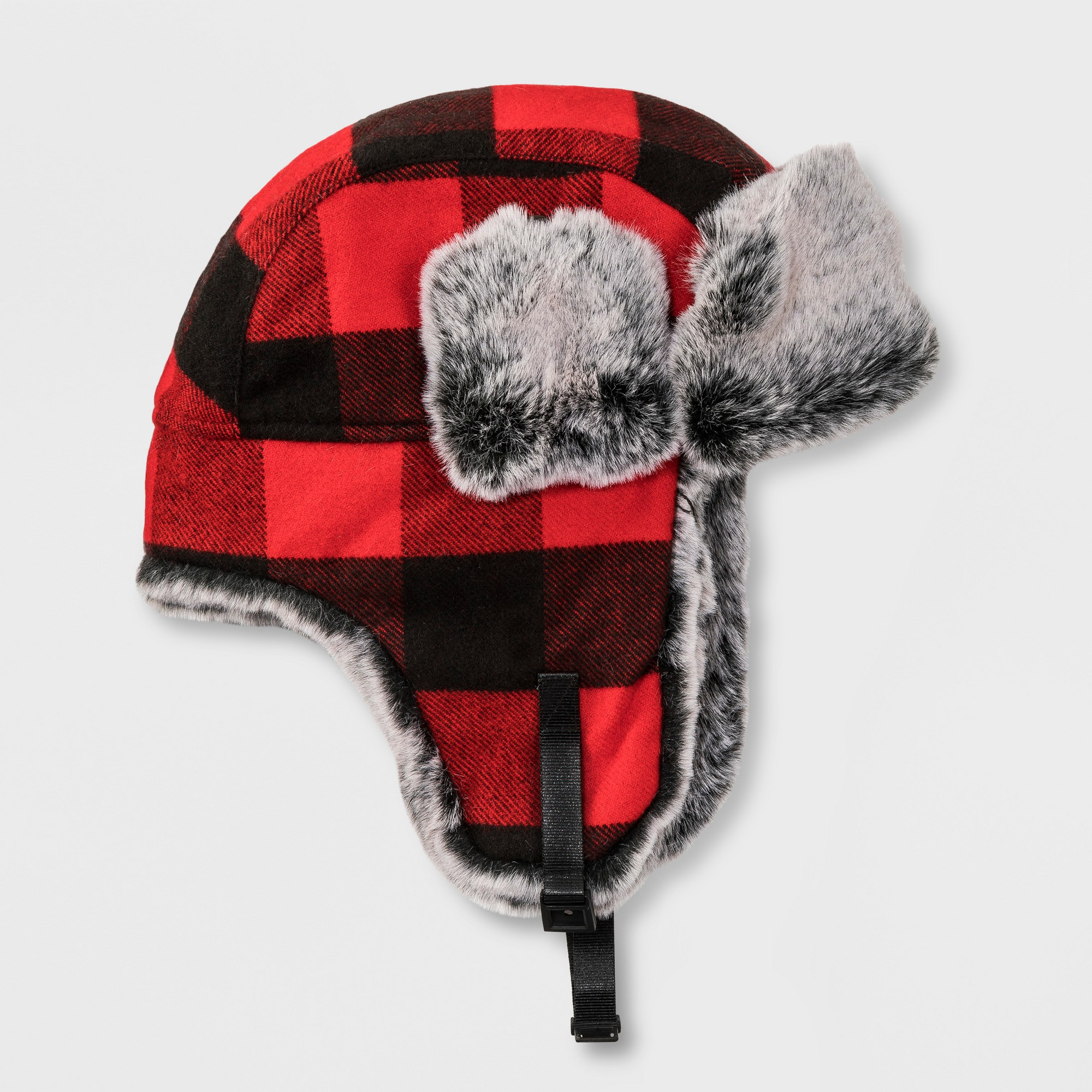 46184177 Boys' Plaid Trapper Hat - Cat & Jack™ Red One Size in 2019 | Tommy's ...