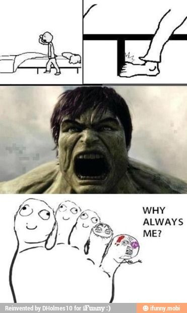 Why always me? / iFunny :)