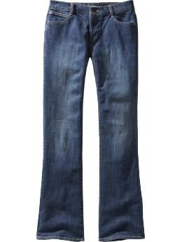 Love these jeans from Old Navy. I know, I can't help it - I am not a jeans aficionado.