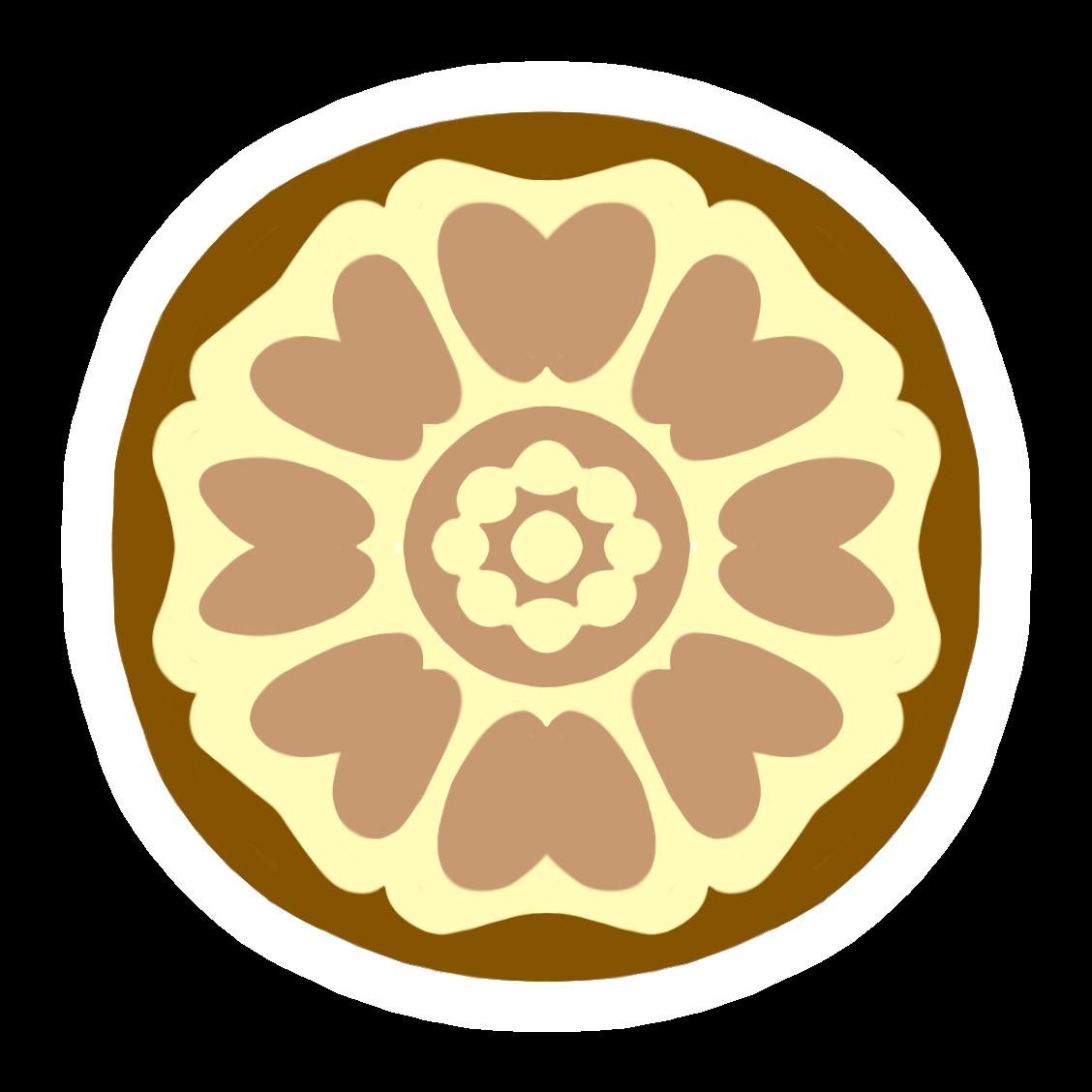 Avatar White Lotus Pai Sho Tile Sticker In 2021 White Lotus Tattoo White Lotus Avatar