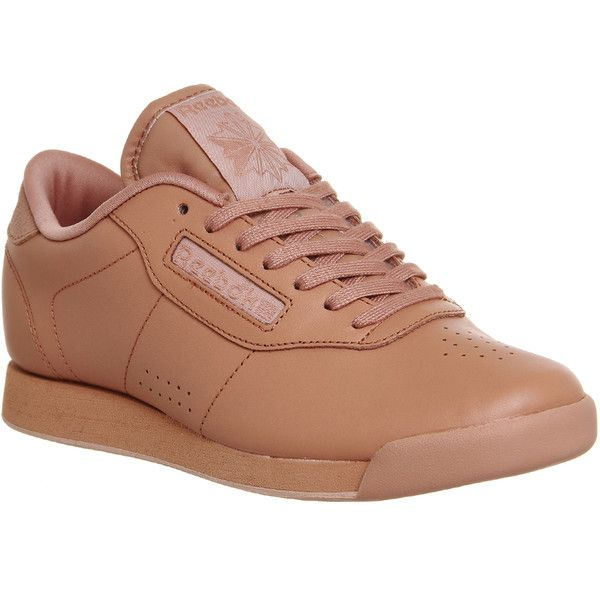 Reebok Princess Womens Trainers Rustic Clay White Spirit